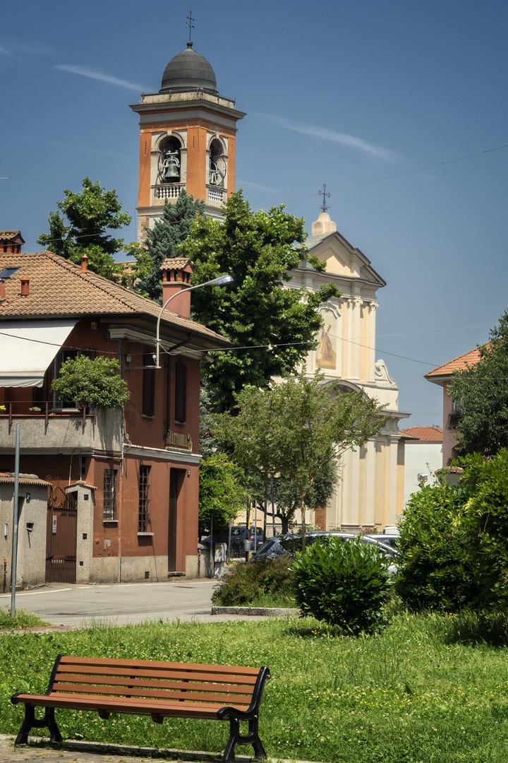 Parrocchia San Andrea, Pioltello