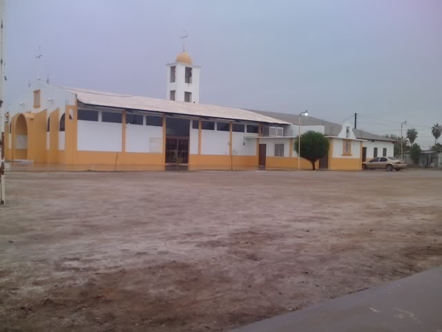 Parroquia de Nuestra Señora de Guadalupe. Luis B. Sánchez Sonora