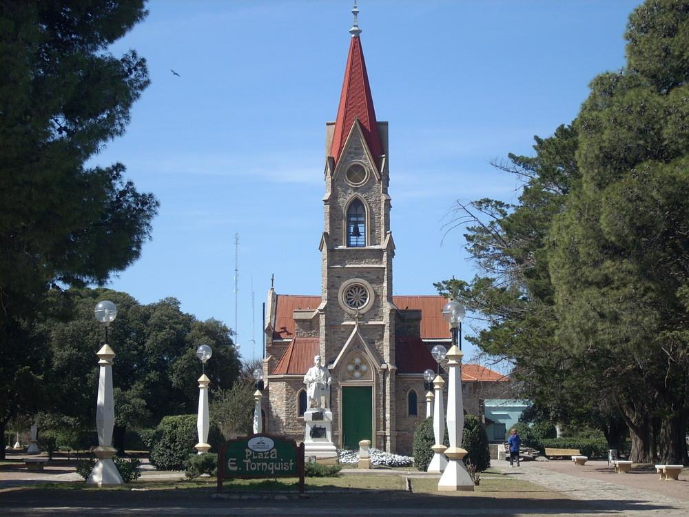 Parroquia Santa Rosa de Lima, Tornquist