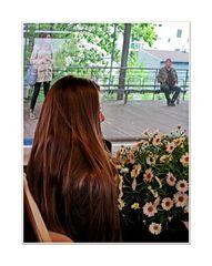 part of a <picture> story... Sag es mit Blumen