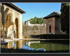 Partal und Palacio de Generalife