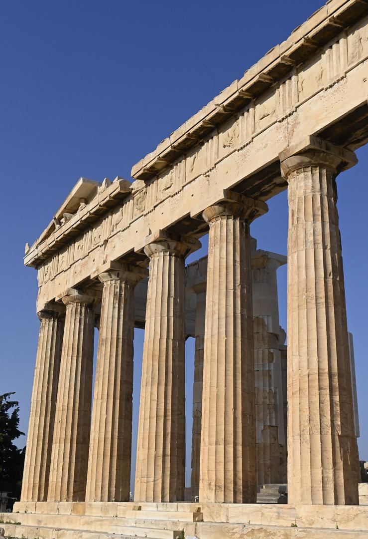 Parthenon Akropolis