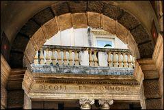 Particolare a Verona