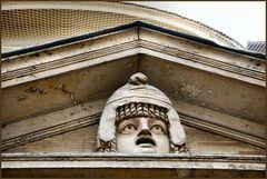 Particolare al Museo del Vaticano