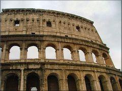 Particolare del Colosseo
