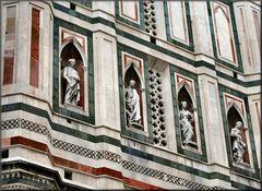Particolare della Catedrale di Firenze