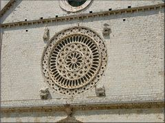 Particolare della Chiesa di San Francesco d` Assisi