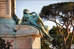 «Particolare della statua di David»