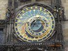 Particolare dell'orologio astronomico
