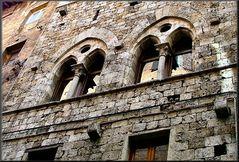 Particolare di Siena