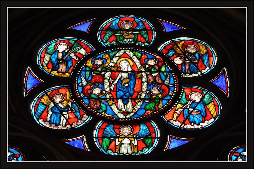Particolare Notre Dame