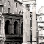 Particolare Teatro Marcello