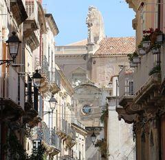 Particolari del barocco siciliano....