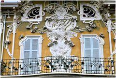 Particular noveau facade