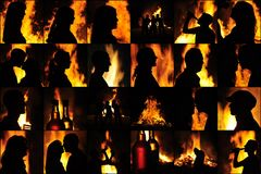 Party Feuer