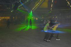 Party in der Eishalle