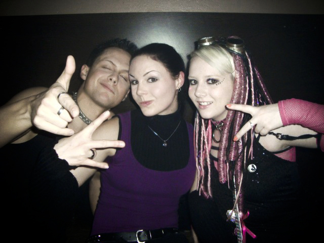Party-Truppe³