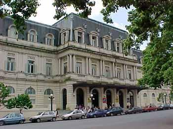 Pasaje Dardo Rocha, La Plata, Argentina