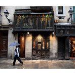 paseando en barcelona ( dedicada a teresa y tomas )
