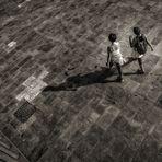 Paseando las sombras