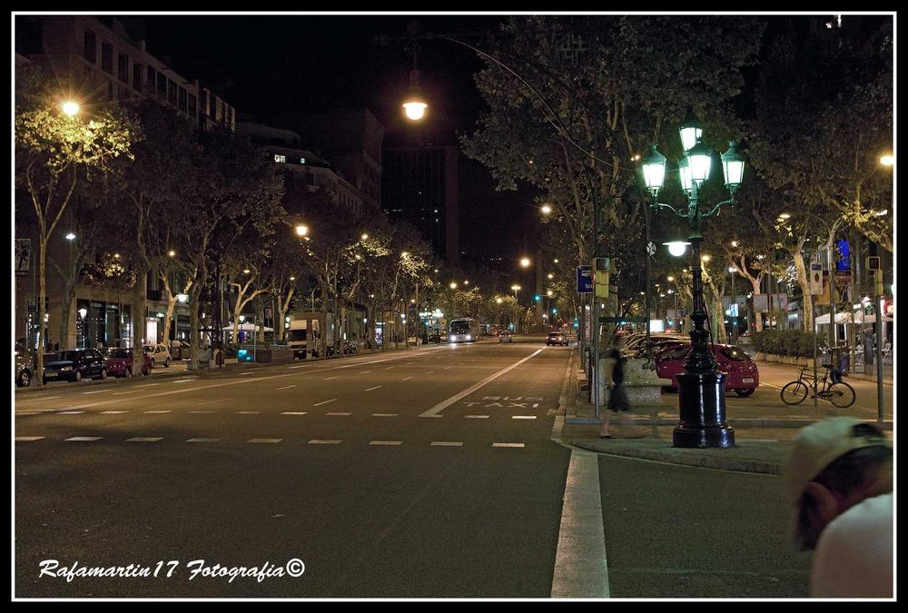 Paseo de Gracia (Barcelona)