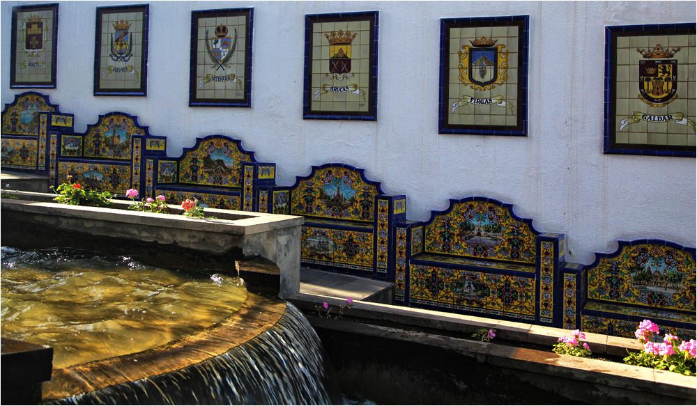 :: ~ Paseo de Gran Canaria - Firgas I ~ ::