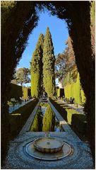 Paseo de los Cipreses (Alhambra)