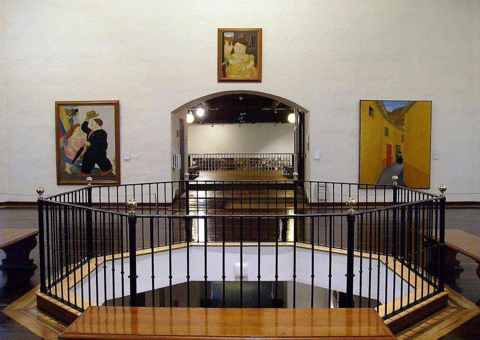 Paseo por el museo nacional (Colombia)