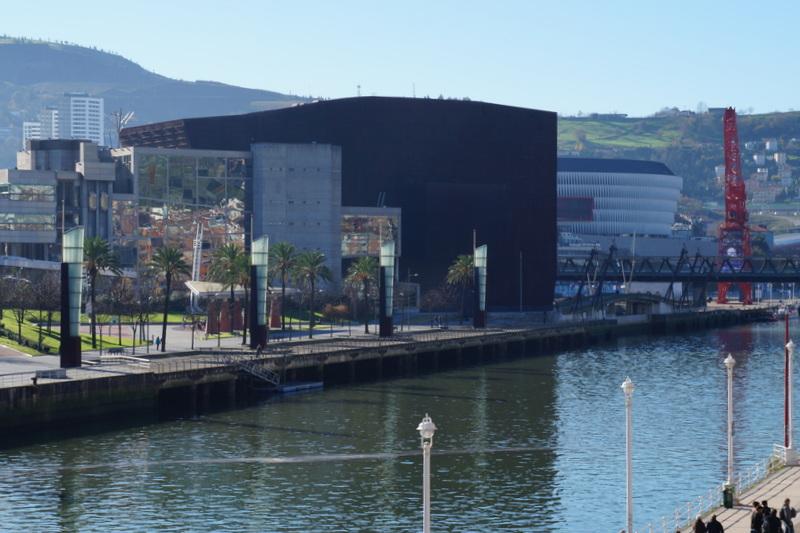Paseo por La Ria, Bilbao
