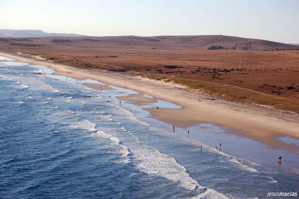 Paseos de verano por las playas de Barbate