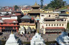 Pashupatinath, Nepals wichtigstes Hindu-Heiligtum