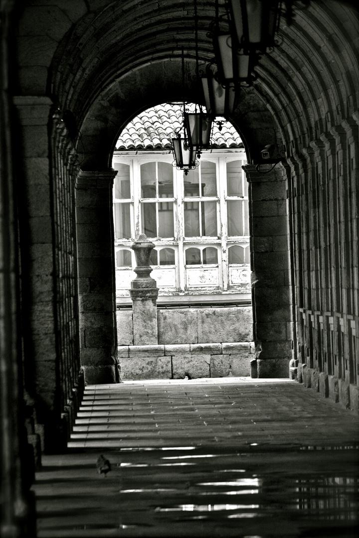 Pasillo, Santiago de Compostela