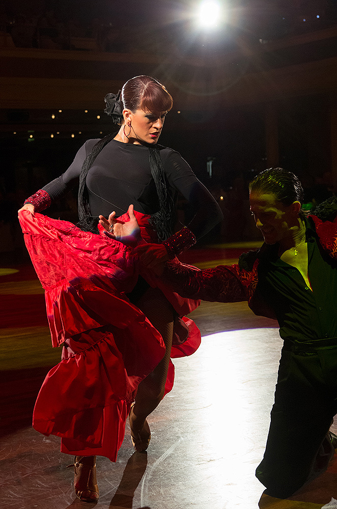Paso Doble - Nina Trautz und Valeria Musuc (2)