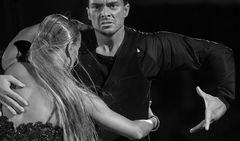 Paso Doble - Oxana Lebedev und Ija Russo