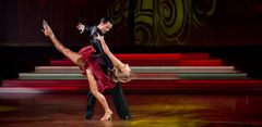 Paso Doble - Oxana Lebedev und Ilja Russo (3) Reload in Full HD