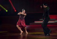 Paso Doble - Oxana Lebedev und Ilja Russo (4)
