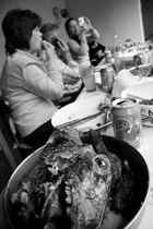 pasqua griego - el almuerzo
