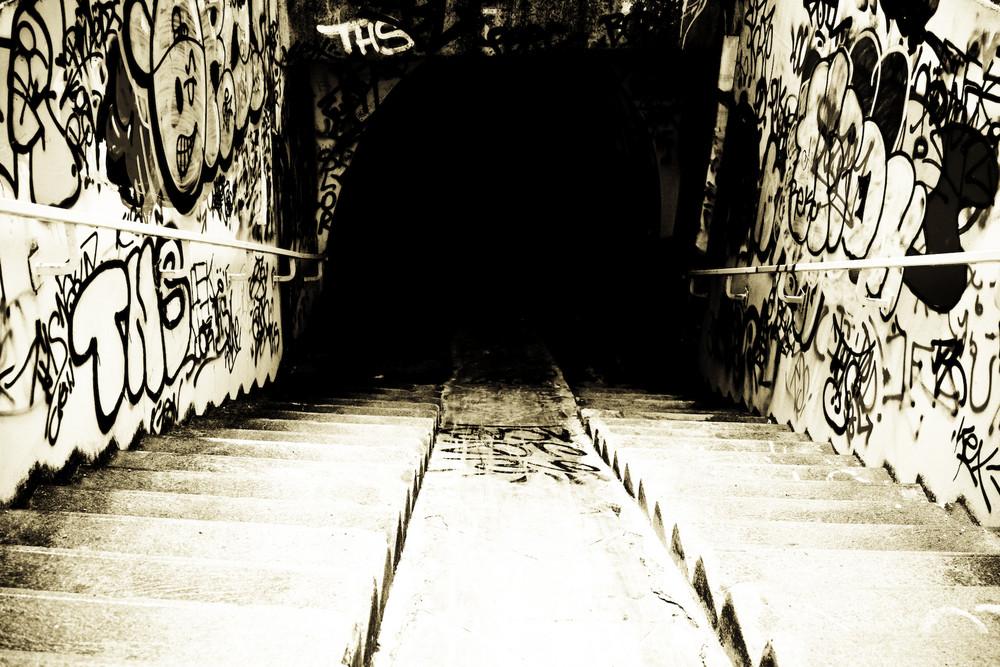 passage dessous