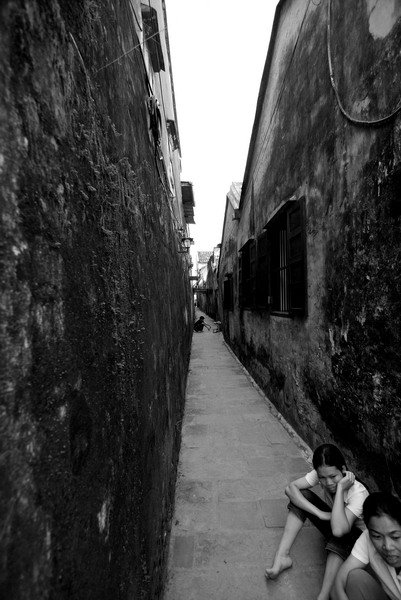 Passage in Hoi An