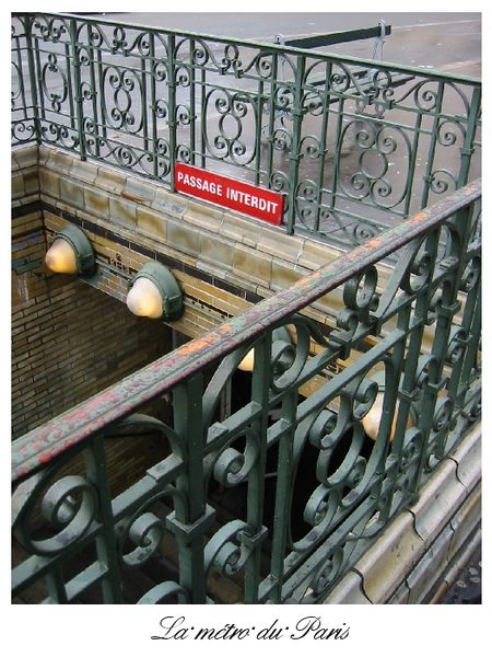 Passage interdit !!!