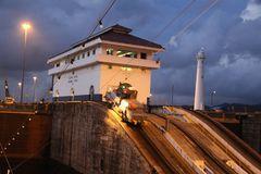 Passage Panama Kanal