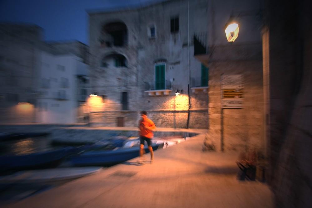 """""""Passaggio veloce"""" di Angelo Facchini"""