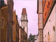 Passau - Blick-Zeit