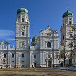 PASSAU - Der barocke Dom St. Stephan -
