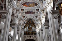 Passau -Dom - die größte Dom-Orgel der Welt