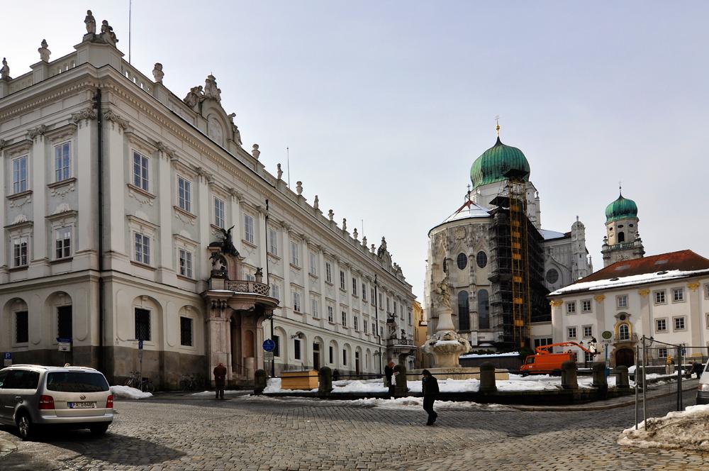 Passau - Dom -