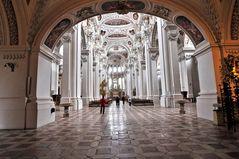 Passau - DOM - Hauptschiff