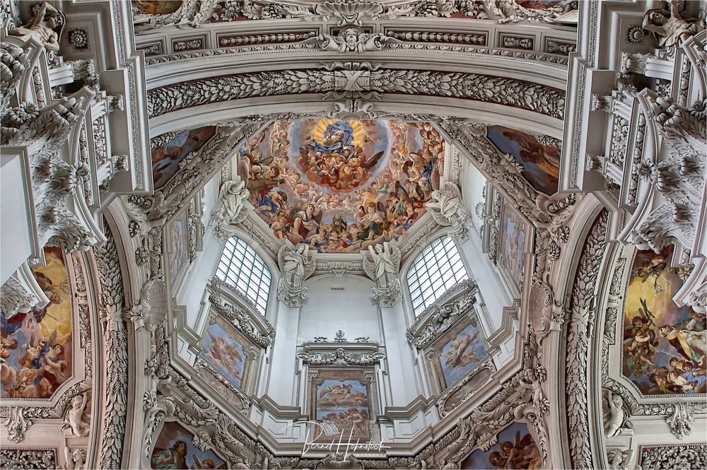 Passau ... Dom St. Stephan