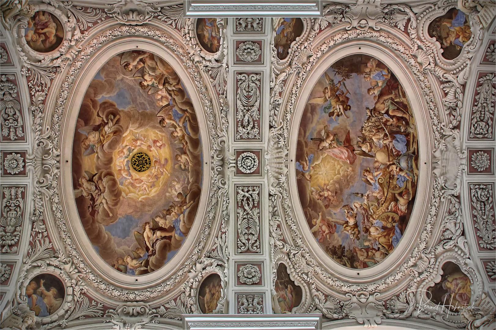Passau ... Dom St. Stephan ...