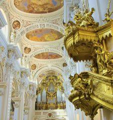 Passau Dom St. Stephan - die 6.